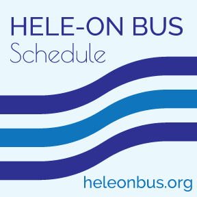 Hele-on Bus Schedule
